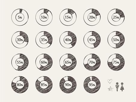 Infographic 001-pie chart