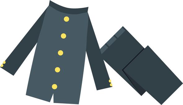Student suit (man)