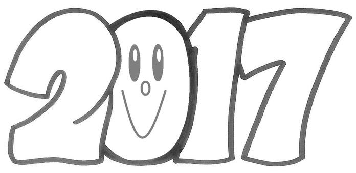 2017 face logo