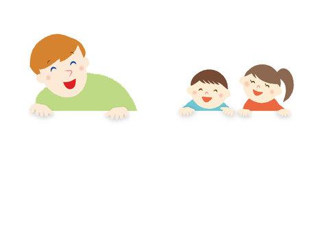 Children's English conversation
