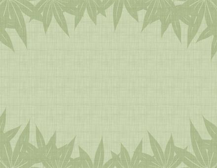 Hemp bamboo frame _ gray