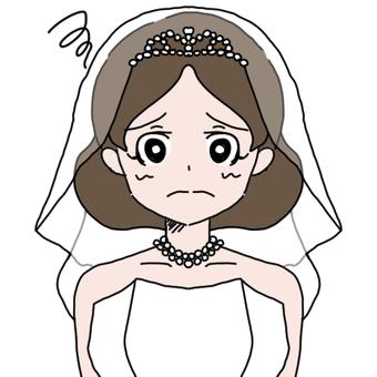 Wedding dress 1 (Troubles)