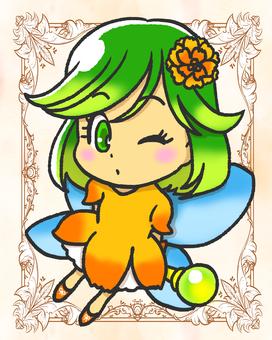 Fairy girl (wink)