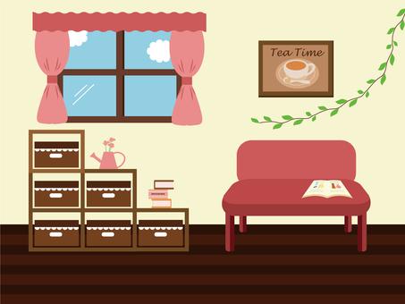 房間(室內)