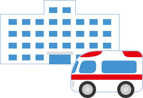 Simple hospital
