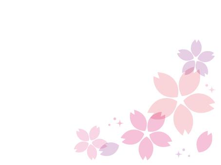 큰 벚꽃 2