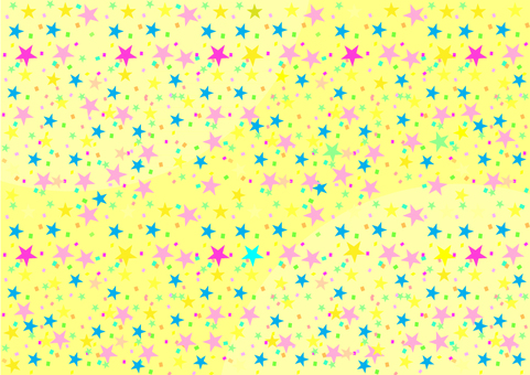 Star background bright background!