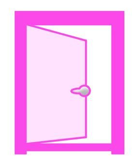 Open door 170430-4