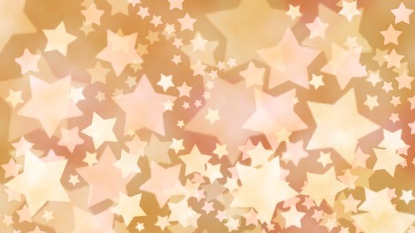 Glittering star background