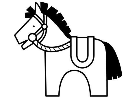 Horse 4-1c