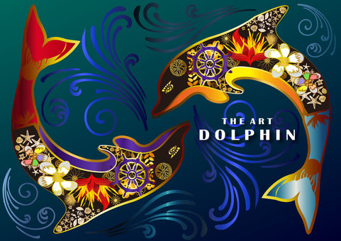 Art: DOLPHIN