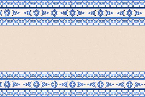 Turkish Style Pattern Wallpaper ③