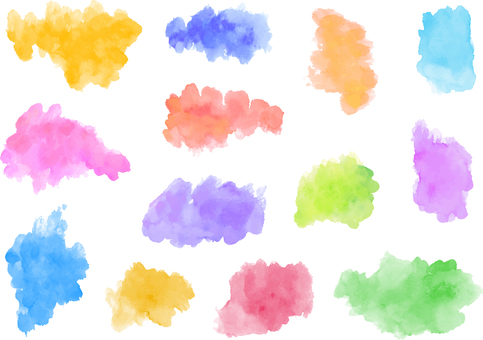 水彩畫一點二