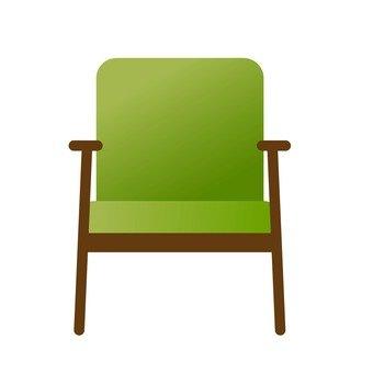 Green sofa 2