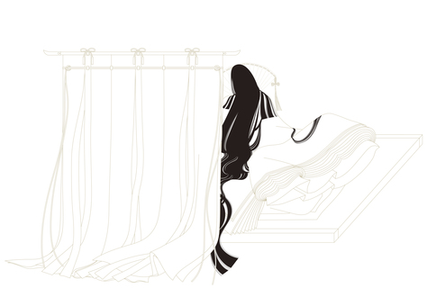 Twelve single mounted within the sub-Prince _ Tu ri 絵