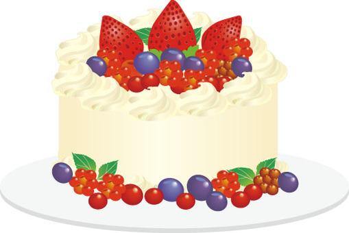 Berry's Holecake