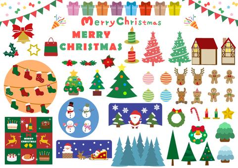 圣诞节材料11