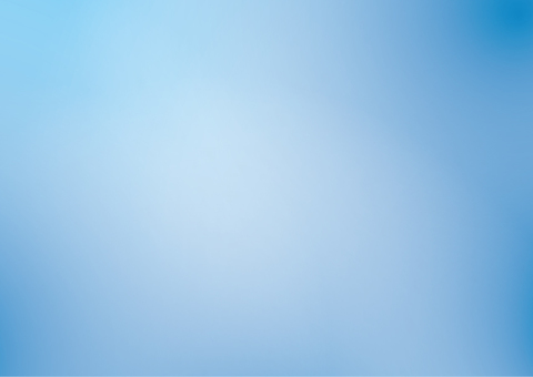 A blurred background of blue