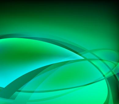 新鮮的綠色風