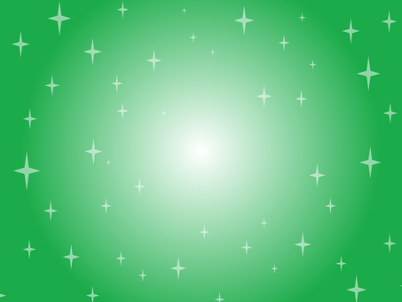 Glitter green background