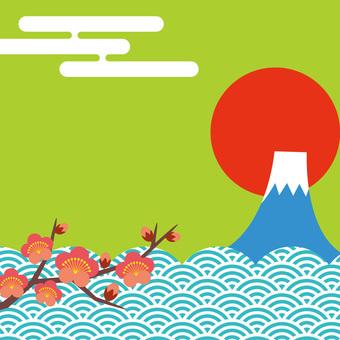 Japan image frame (banner)