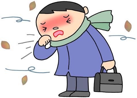 風邪・インフルエンザに注意.1