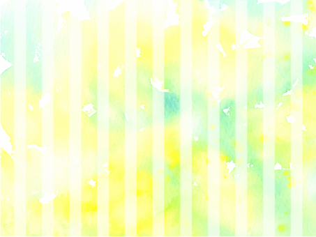 Watercolor background material Fresh green