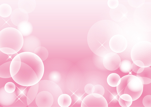 Background material _ soap _ pink