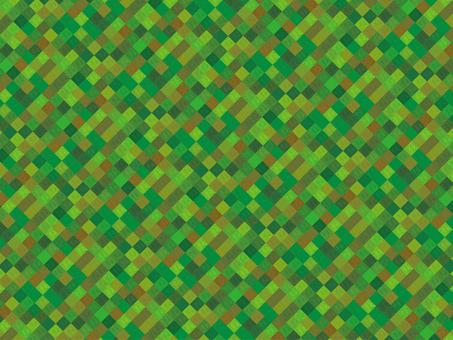 背景秋冬綠色紋理無縫模式