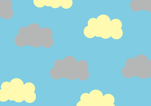Background Sky and clouds