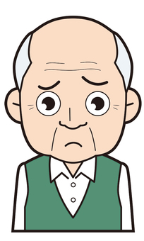 Grandpa (worried)
