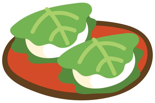 Kashiwa cake <Oton>