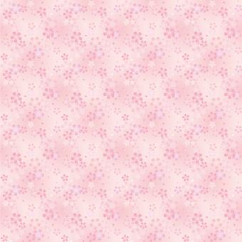 Cherry-blossom background 2