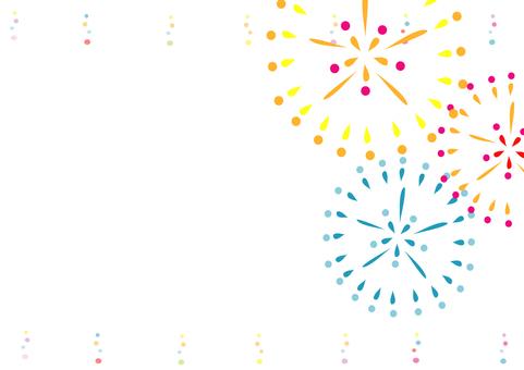 Fireworks Frame 2