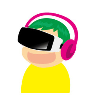 VR boy to experience - Y & amp; P