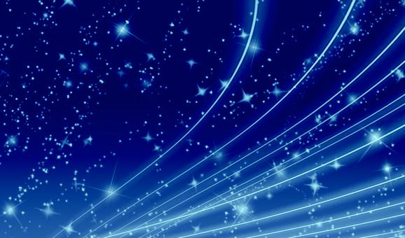 Glitter Starry Sky