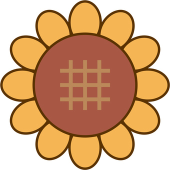 Sunflower mark type