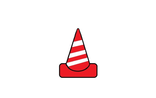 Color cone hg