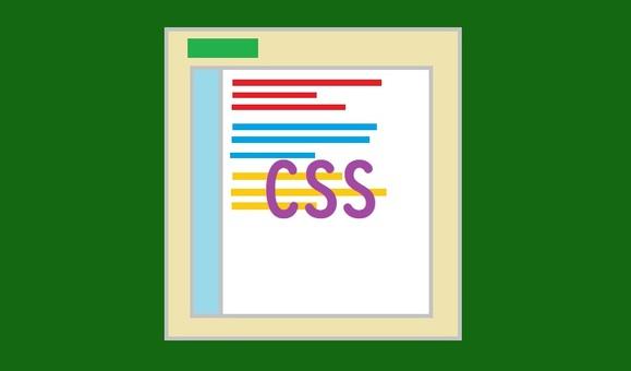 css, program