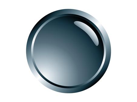 Circle_Silver_ button plate
