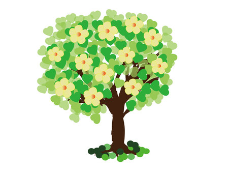 Blooming tree (part 2)