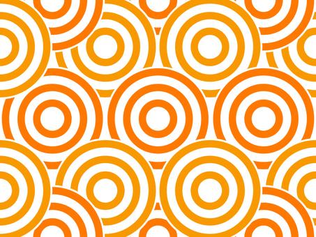 Swirl pattern ___ Orange type