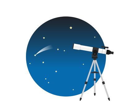 Astronomical observation (shooting star version)