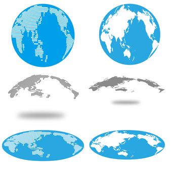 World Map 05