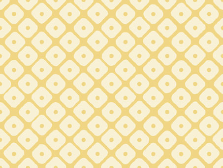 Wallpaper Kanoko 01 Loopy yellow