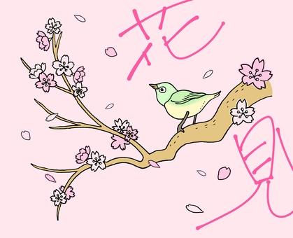 꽃놀이 제목