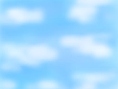 하늘과 구름 맑은 하늘