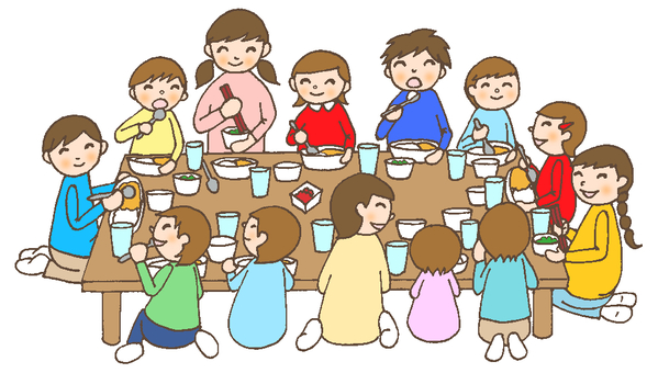 Dinner party 16 (children)