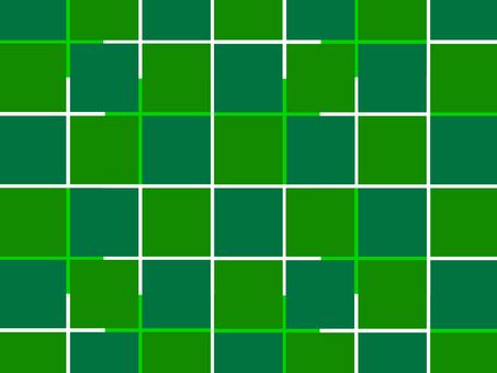 Block check (green)