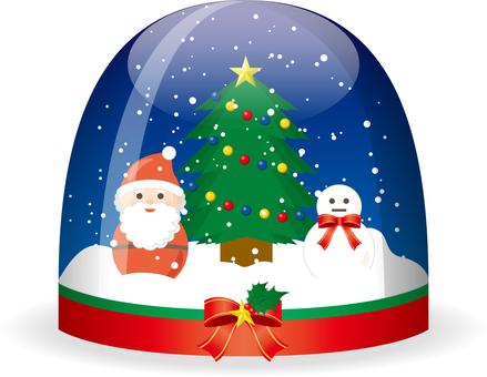 Snow globe (Christmas)
